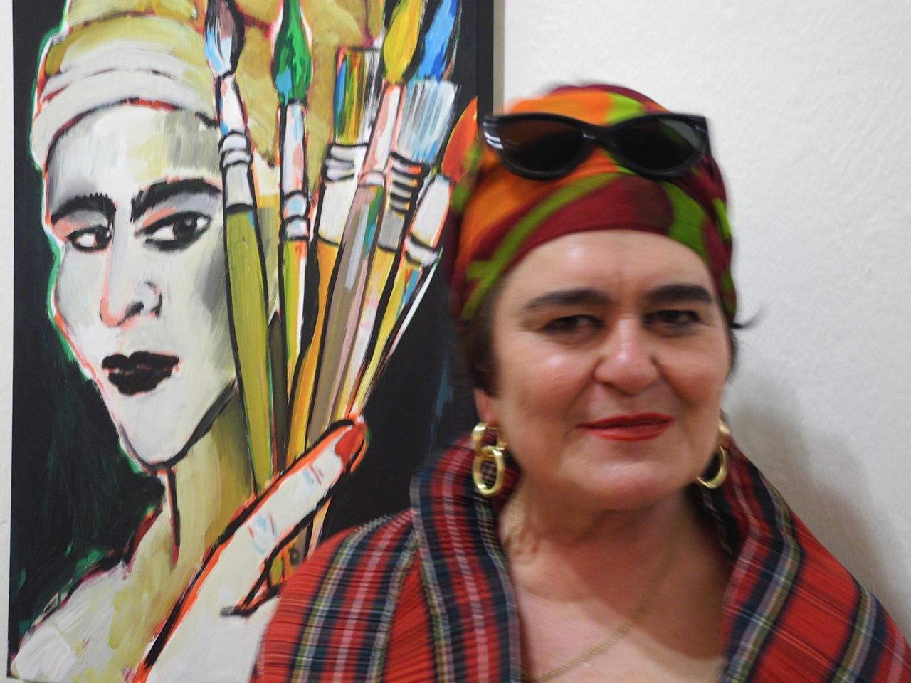 Elvira Bach Bilder